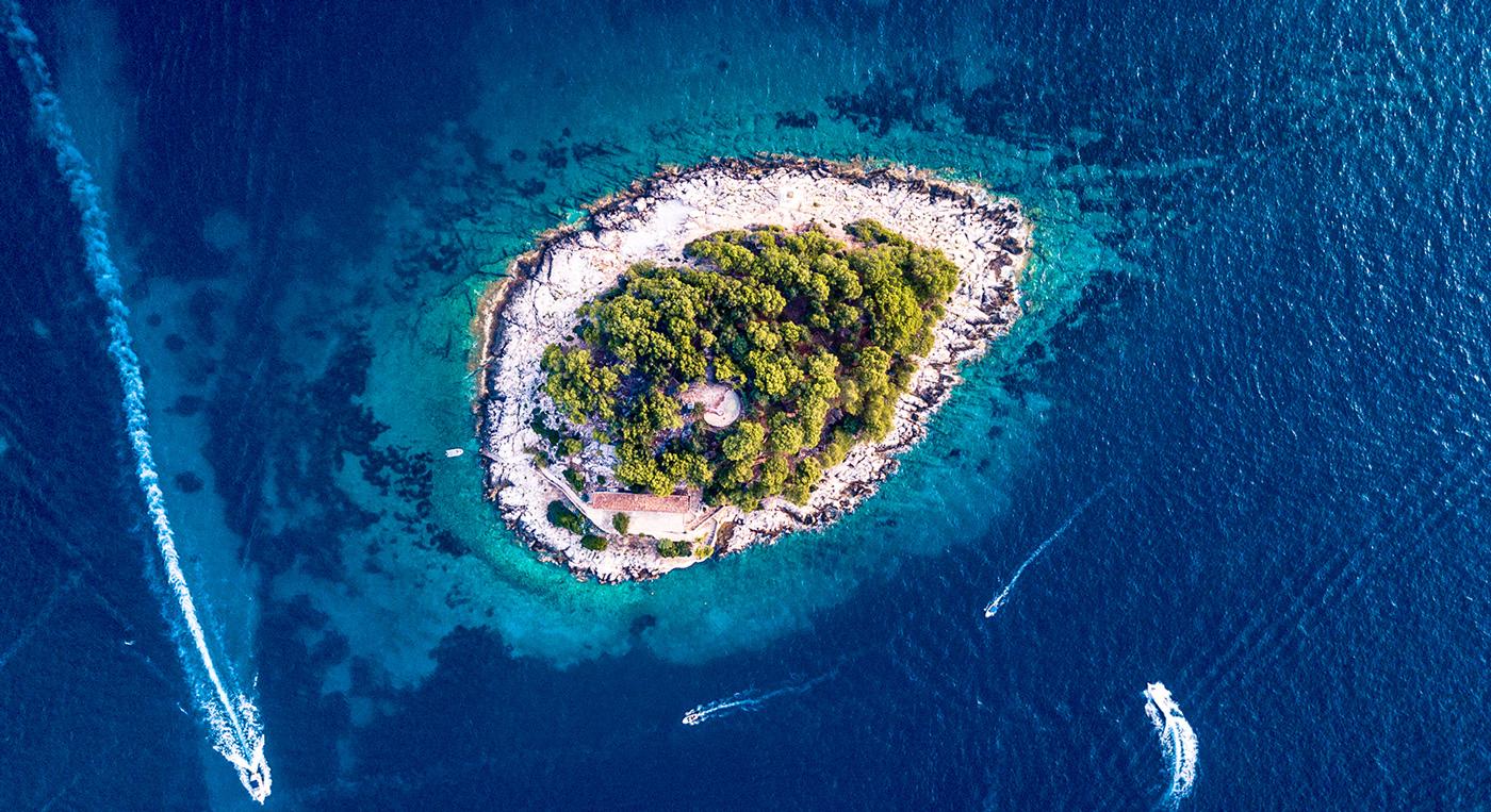 Hvar, Brac & Paklinski islands