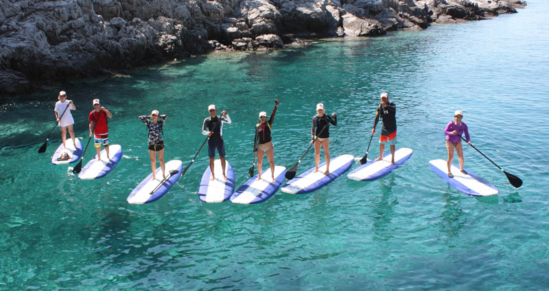 Things to do in Split - SUP